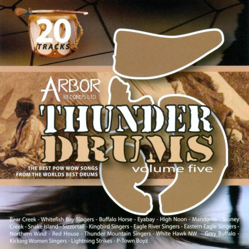 Thunder Drums, Vol. 5