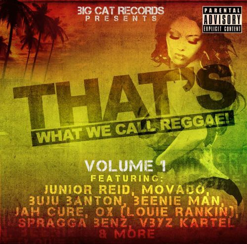 That's What We Call Reggae, Vol. 1