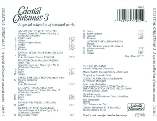Celestial Christmas 3: A Special Collection of Seasonal Works