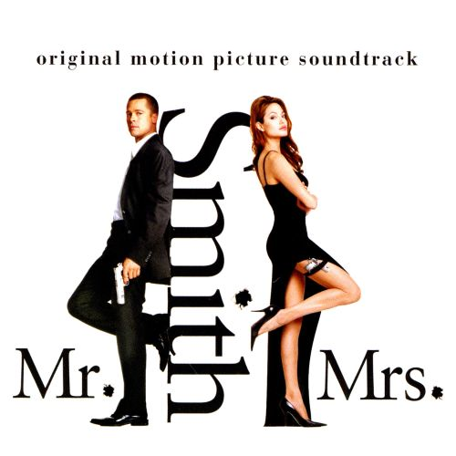 Mr. and Mrs. Smith [Original Soundtrack]