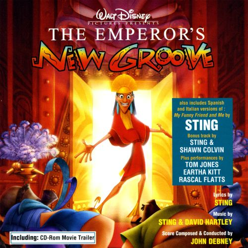 The  Emperors New Groove [Soundtrack]