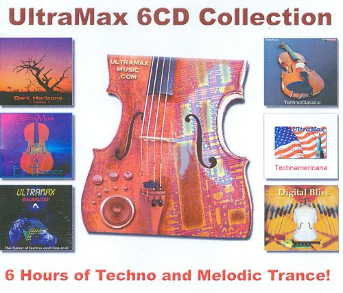Ultramax 6 CD Collection