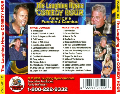 The Laughing Hyena Comedy Hour