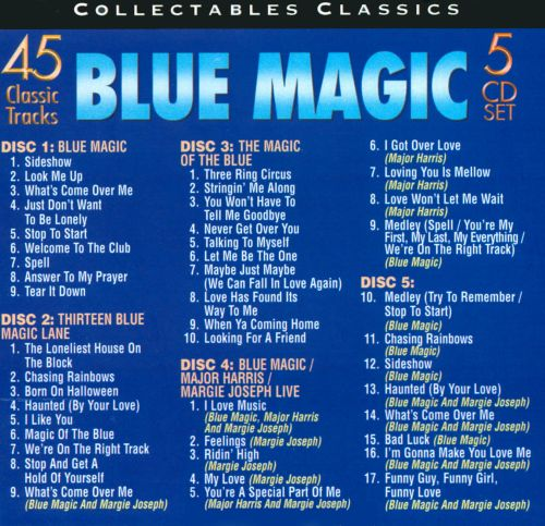 The Very Best of Blue Magic