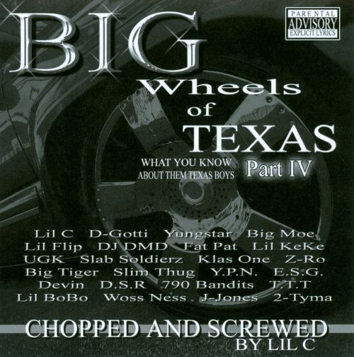 Big Wheels Of Texas: What You Know About Them Texas Boys, Pt. 4