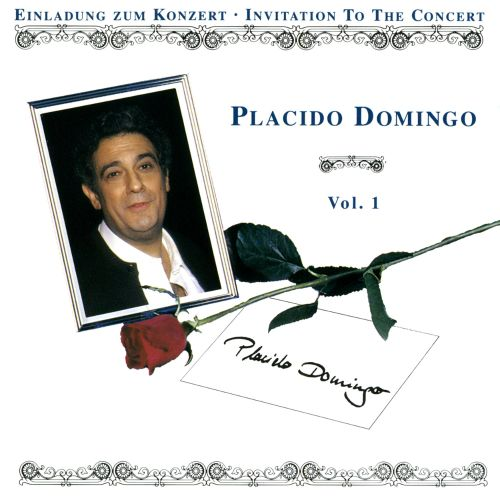 Placido Domingo, Vol. 1
