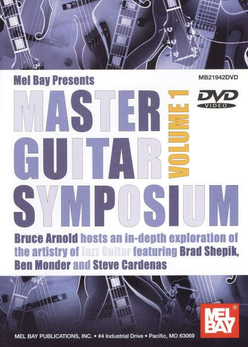 Master Guitar Symposium, Vol. 1