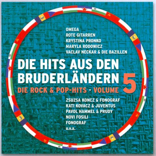 Hits Aus Den Bruderländern: Rock & Pop-Hits, Vol. 5