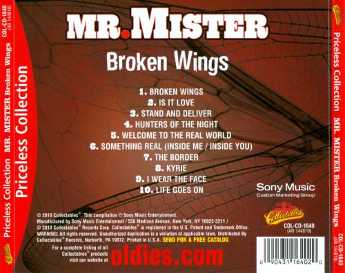 Broken Wings [Collectables]