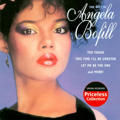 The  Best of Angela Bofill [Collectables]