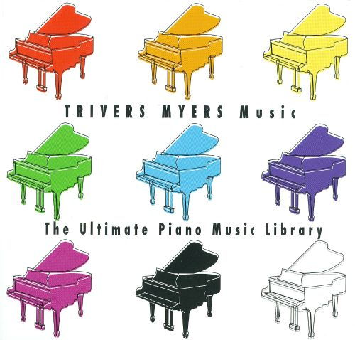 The Ultimate Piano Music Library