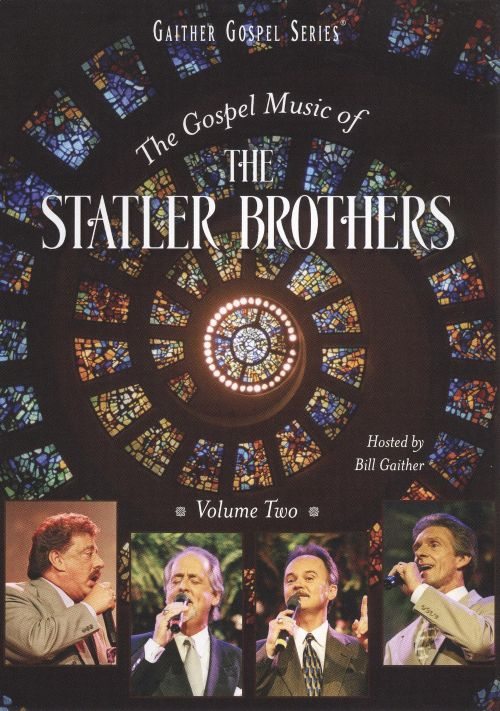 The Gospel Music of the Statler Brothers, Vol. 2 [DVD]