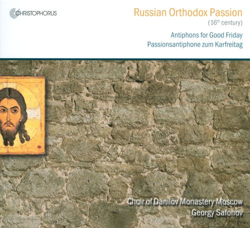 Russian Orthodox Passion