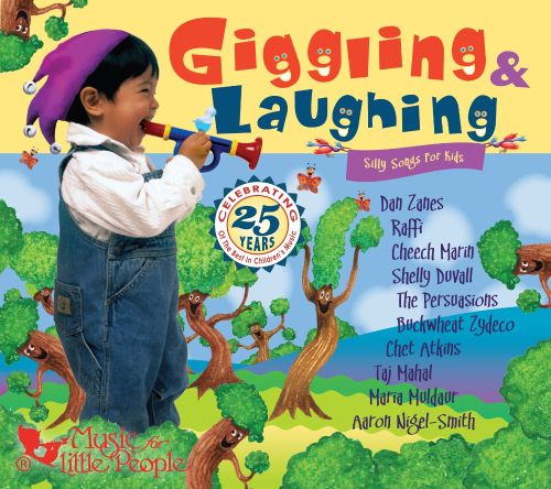 Giggling & Laughing: Silly Songs For Kids