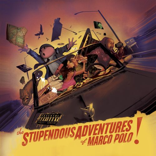The  Stupendous Adventures of Marco Polo