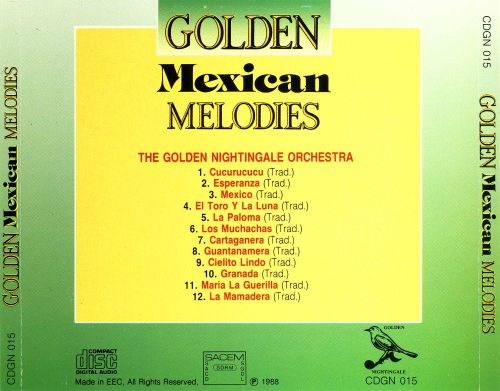 Golden Mexican Melodies