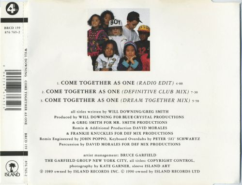 Come Together as One [Single]