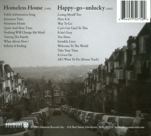 1998-2002: Homeless House/Happy-Go-Unlucky