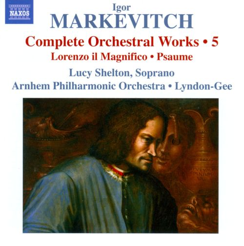 Igor Markevitch: Complete Orchestral Works, Vol. 5