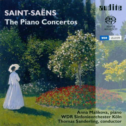 Saint-Saëns: The Piano Concertos
