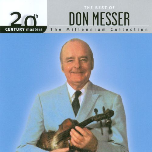 20th Century Masters: The Best of Don Messer