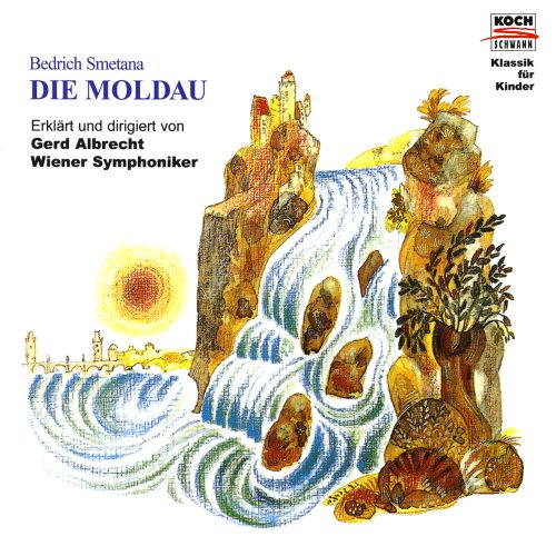 smetana die moldau gerd albrecht songs reviews credits allmusic. Black Bedroom Furniture Sets. Home Design Ideas