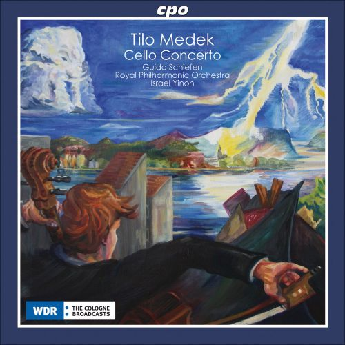 Tilo Medek: Cello Concerto