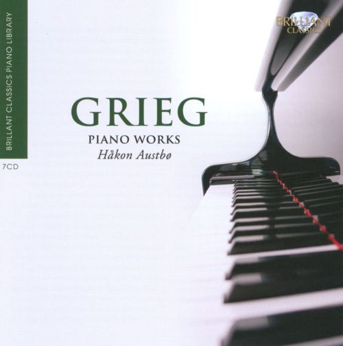 Brilliant Classics Piano Library: Grieg