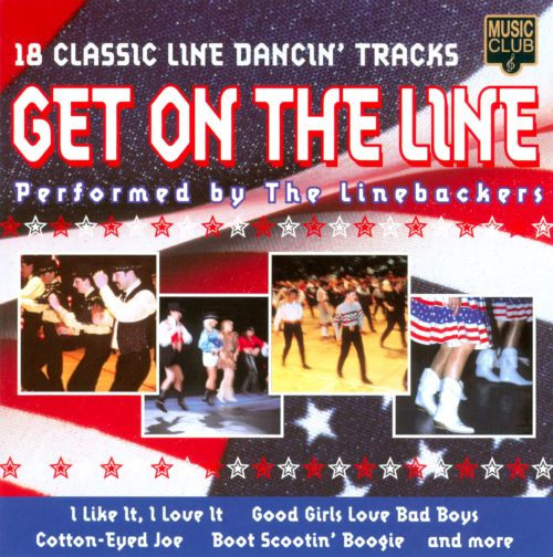 Get on the Line: 18 Classic Line Dance