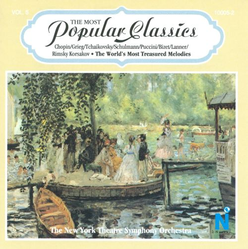 The Most Popular Classics, Vol. 5