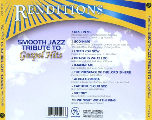 Renditions: Smooth Jazz Tribute to Gospel Hits
