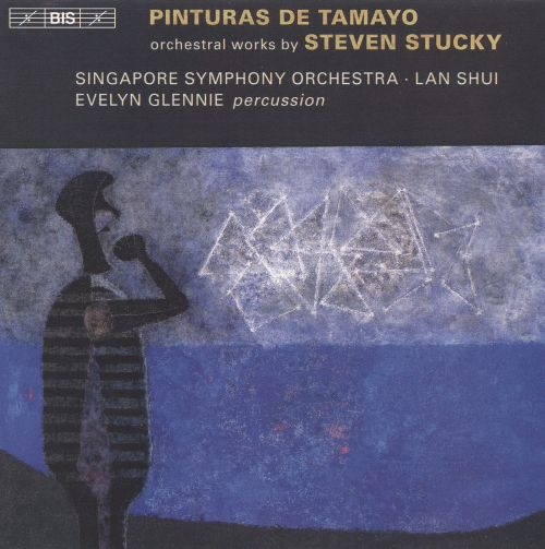 Pinturas de Tamayo: Orchestral Works by Steven Stucky