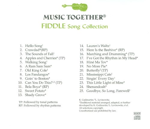 Fiddle [Music Together]