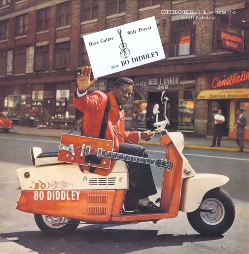 have guitar will travel bo diddley songs reviews credits allmusic. Black Bedroom Furniture Sets. Home Design Ideas
