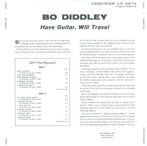 Have Guitar, Will Travel