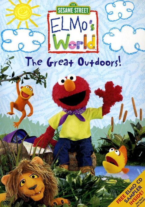 Best of Elmo Sampler [DVD/CD]