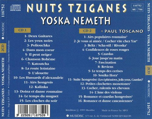 Nuits Tziganes