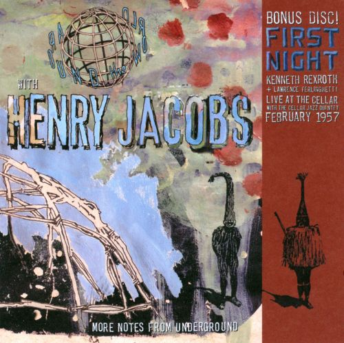 Around the World with Henry Jacobs