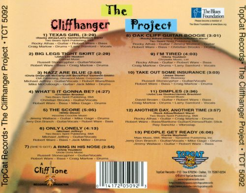 The Cliffhanger Project