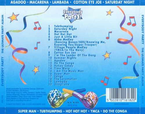 Everybody Party: The Ultimate Party Album