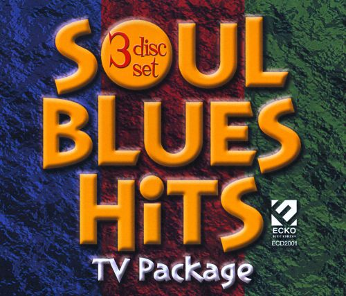 Soul Blues Hits: T.V. Package