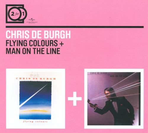 Flying Colours/Man on the Line