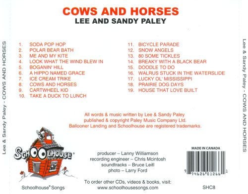 Cows And Horses
