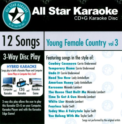 Young Female Country, Vol. 3