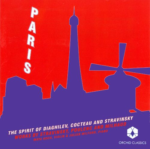 The Spirit of Diaghilev, Cocteau and Stravinsky
