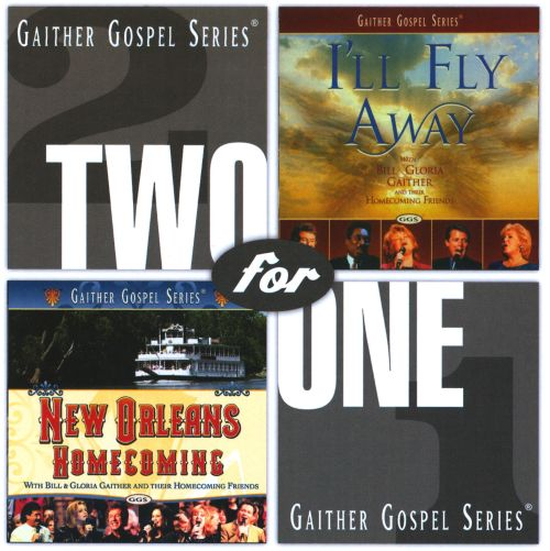 Two for One: New Orleans Homecoming/I'll Fly Away