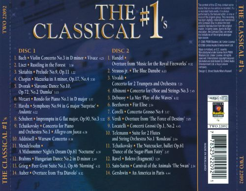 The Classical #1's