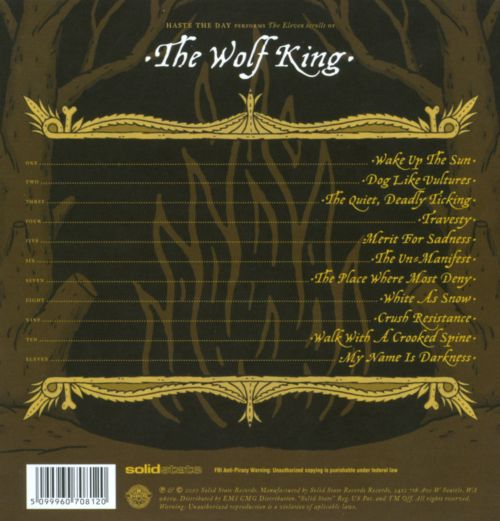 Attack of the Wolf King