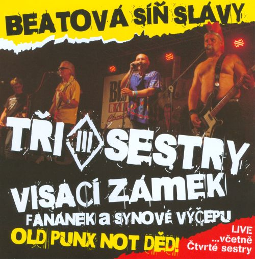 Beatová Sín Sláv: Old Punx Not Ded!