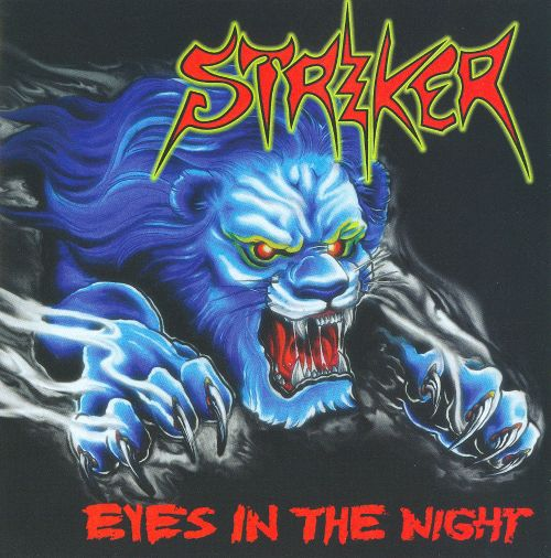 Eyes In the Night + Road Warrior